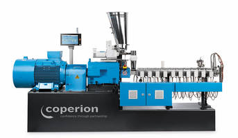 Coperion and Coperion K-Tron to Exhibit at Plastimagen 2017