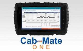 Cab-Mate™ One Device meets FMCSA standards.