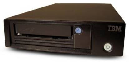 Linear Tape Open Ultrium 8 Tape Drive is suitable for data partitioning.