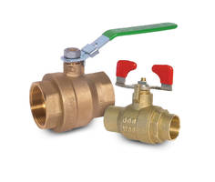 759 Ball Valves are rated to CSA Gas standards.