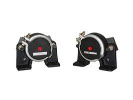 Brute Disk Caliper Brakes deliver maximum speed of 3200 RPM.