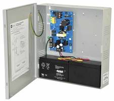 OLS120D2X Power Supply/Charger features thermal overload protection.