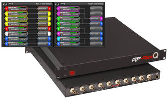 RF-ResQ™ Antenna Signal Processor is suitable for audio wireless applications.