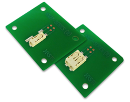 KN27 Series LED Lighting Module Connectors are RoHS-compliant.