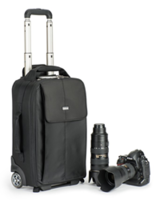 "Think Tank Photo's Airport Advantage Rolling Camera Bag Named ""Best Camera Bag"" at 2017 Lucie Technical Awards"