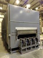 Wisconsin Oven Ships Chain Conveyor Oven to a Canadian Automotive Parts Manufacturer
