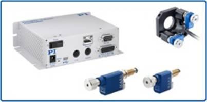 E-871.1A1N Digital Servo Controller enables user to make remote adjustments.