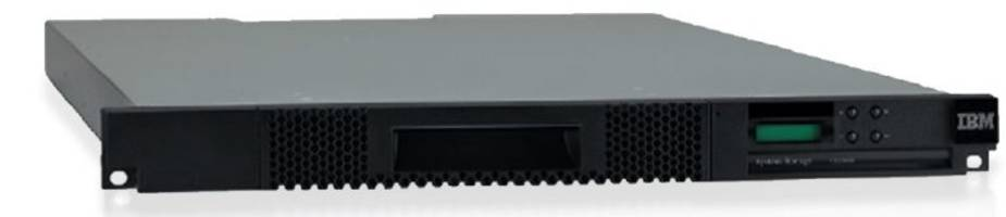 IBM TS2900 Tape Autoloader With LTO-8 SAS Half-High Tape Drive