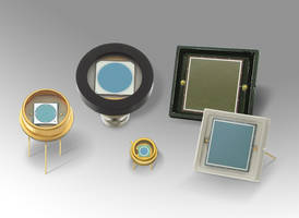 UV-Enhanced Silicon Photodiodes are used for low-light-level detection.