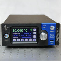 15A / 20V Digital Temperature Controller comes with intuitive touchscreen front panel.