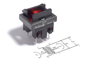 CST2020 Series Current Sense Transformers offer resistance of 0.00084 Ohms.