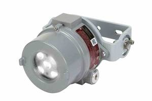 Explosion Proof White Forklift LED Spotlight comes with borosilicate glass lens.