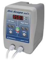 Dri-Scope Aid®2 Endoscope Dryers weigh 4.5 lbs.