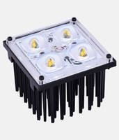 1966 - GLA Horticulture LED Lighting Modules are are IP 65 rated.