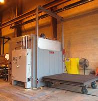 Wisconsin Oven Ships Tempering Batch Oven to a Heavy Equipment Manufacturer