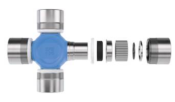 Dana Blue-Coated Performance U-Joints feature Spicer Life Series® technology.