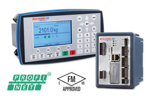 G5 Series Measurement Amplifiers come with FM approvals.