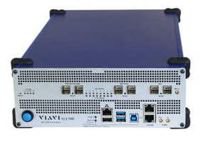 Xgig 1000 24 Gbps SAS Analyzer features toggling software switches.