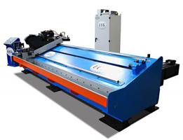 High-Speed Flying Cold U-Saw is suitable for tube mills.