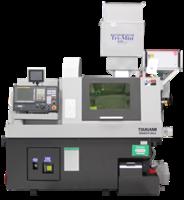 LaserSwiss CNC Lathe features FANUC 31i-B5 control.