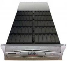 Xanadu 500 Series HPC Storage Systems offer speed up to 15Gb/s.