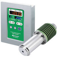 In-line Refractometer PRM-2000á is operated in a temperature range of -30 to 165°C.