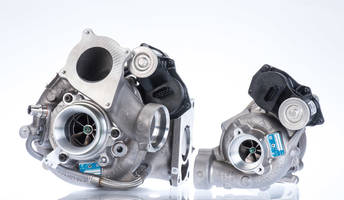 R2S® Turbocharging System minimizes turbo lag.