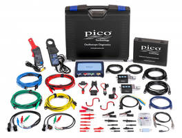 Pico Technology Engine and Hydraulics Kit can measure pressures up to 600 bar.