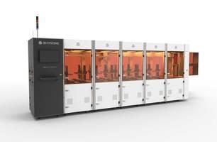 Figure 4™ 3D Production Platform is suitable for aerospace applications.