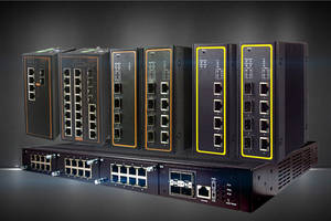 Industrial Ethernet Switches are operated in a temperature range of -20