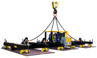 Industrial Magnetics, Inc. Commissioned to Design Custom Magnetic Lifting Solution