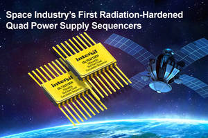 Quad Power Supply Sequencers are suitable for point-of load regulators.