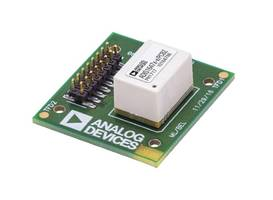 ADIS16470 Inertial Measurement Device comes in temperature range of -25 to 85