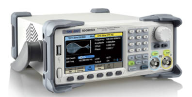 Pulse/Arbitrary Waveform Generators feature deliver sample rate of 2.4GSa/s.
