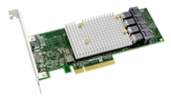 Microsemi Adaptec 1100 Series Host Bus Adapters are equipped with 28 nm storage controller.