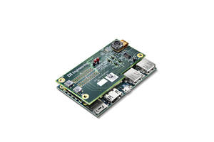 DragonBoard comes with a Autec 12V power supply.