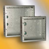 Grand Slam Junction Box comes with a surface mount cover.