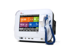 New CT50 Vital Signs Monitor from SunTech Medical at MEDICA 2017