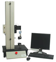 Series 1500 Precision Universal Test Stand is used to inspect incoming film and paper products.