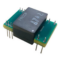Planar Transformer is operated in a temperature range of -55°C to +130°C.