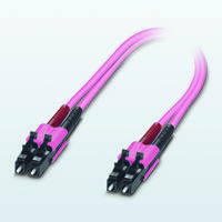 Fiber-Optic Patch Cables meet ANSI/UL standard.