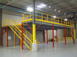 Panel Built Inc Releases New Mezzanine Products