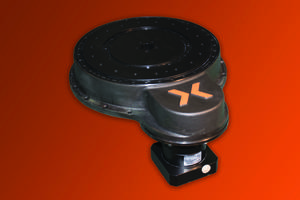 250B Compact Ring Drive features grade bearing.