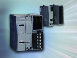 MicroSmart FC6A Plus Programmable Logic Controller comes with 24 Vdc input power.