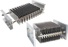 Vishay Intertechnology to Highlight Latest Grid and Ribwound Resistors at POWER-GEN International