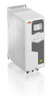 ACS580 Low-Voltage Drive features EMC filter.