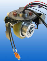 WheelMax™ Steering Series Wheel Drive Assemblies features helical gear geometry.