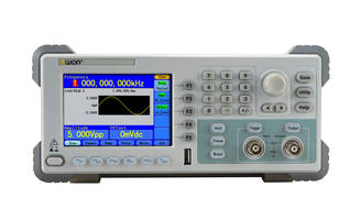 AG-S Series Waveform Generators feature 14-bit vertical resolution.