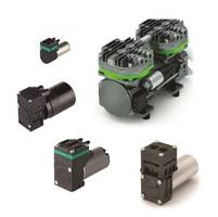 SMALL BUT POWERFUL! The Miniature Diaphragm Pumps THOMAS by Gardner Denver has to Offer Impress with Optimum Performance