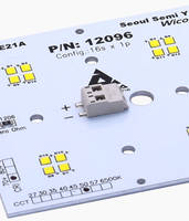 12096 Modules come with MCPCB with 3W/m.k thermal conductivity.